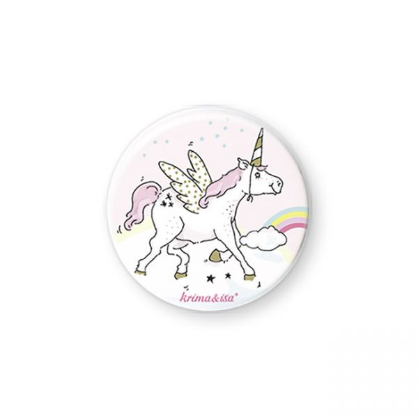 krima&isa Button Einhorn