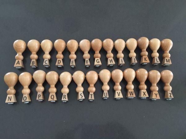 Stempel-Set Alphabet