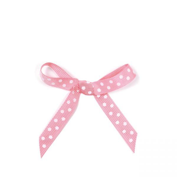 krima&isa Schleifenband im Tütchen rosa