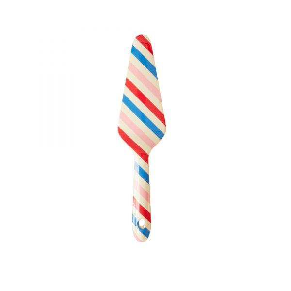 """Kuchenheber Streifen """"candy stripes"""""""