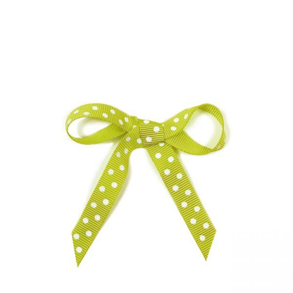 krima&isa Schleifenband im Tütchen hellgrün