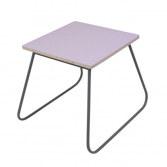 """Tischchen """"We play"""", pastell, Mädchen"""