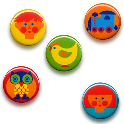 byGraziela Button-Set