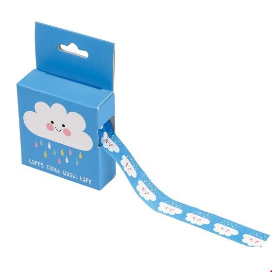 "Washi-Tape, Wolken ""Happy Cloud"""