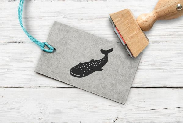 Stempel Walhai