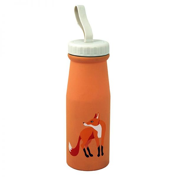 Thermoskanne/Flasche, Fuchs orange