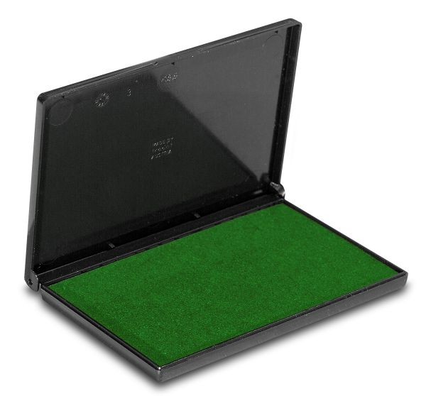 Stempelkissen grün
