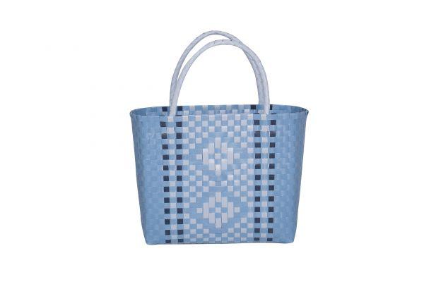 Overbeck and Friends Markttasche/Shopper Calla blau