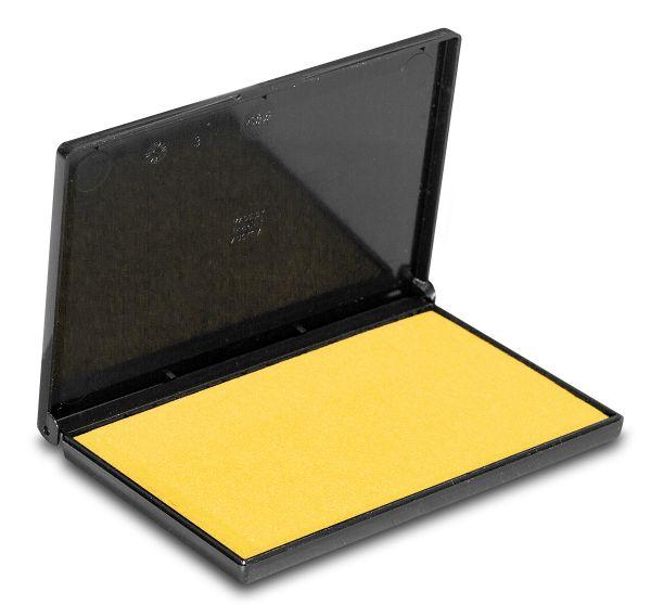 Stempelkissen gelb