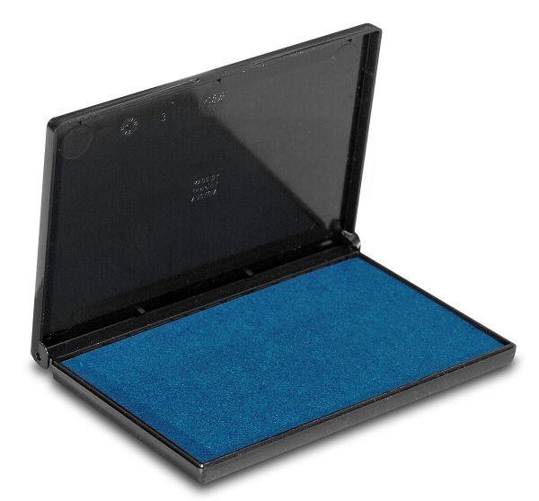 Stempelkissen blau