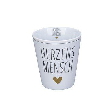 """Tasse """"Herzensmensch"""""""