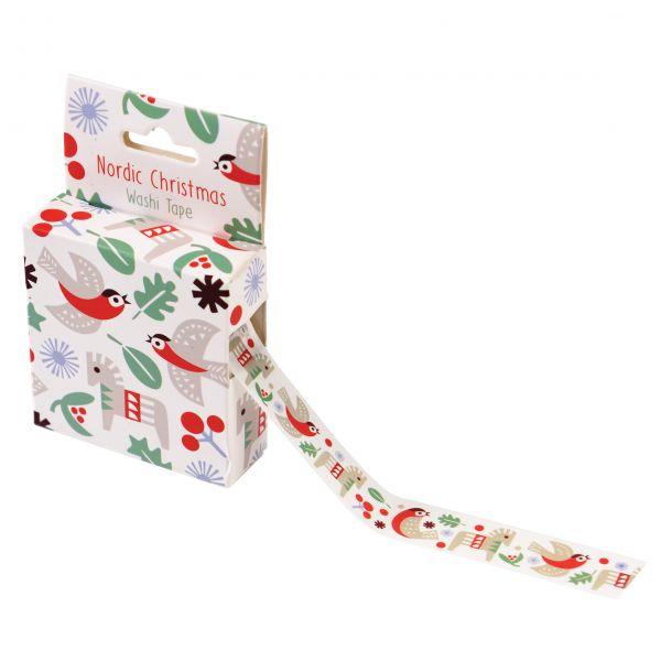 """Washi-Tape, Weihnachten """"Nordic Christmas"""""""