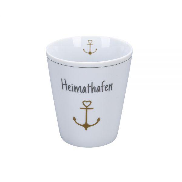 """Tasse """"Heimathafen"""""""